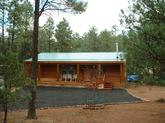 Manufactured Cabin Home